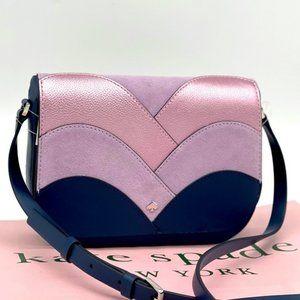 Kate Spade Nadine Patchwork Crossbody Bag